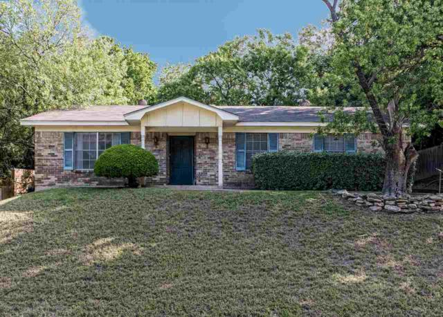 1109 Wedgewood Dr, Woodway, TX 76712 (MLS #175082) :: Magnolia Realty