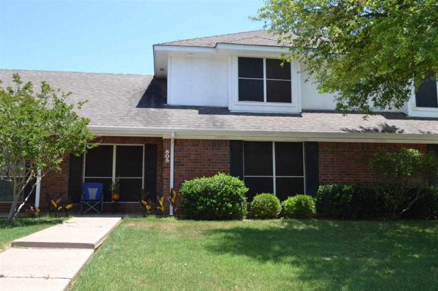 805 Chambers Creek, Hewitt, TX 76643 (MLS #175106) :: Keller Williams Realty