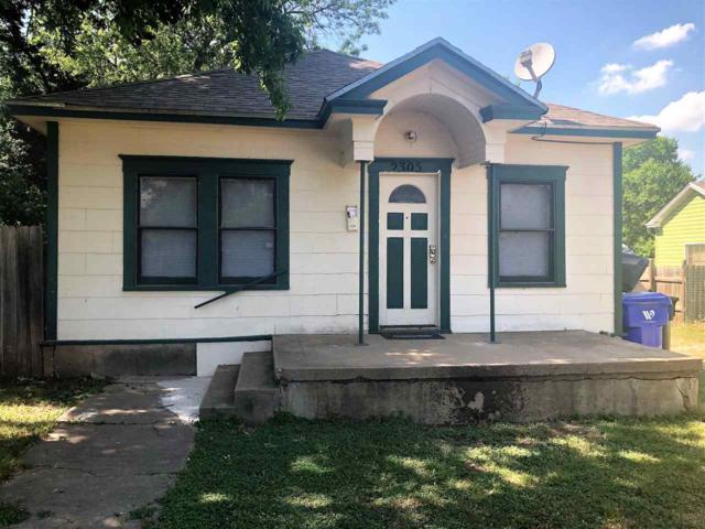 2305 Proctor Ave, Waco, TX 76708 (MLS #175129) :: A.G. Real Estate & Associates