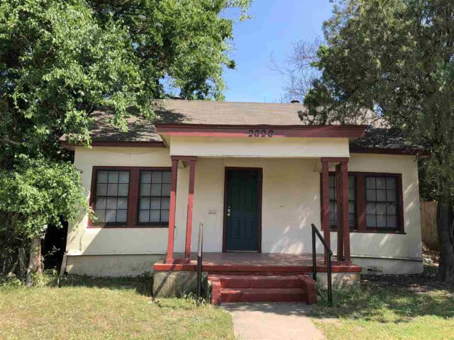 2020 Trice Ave, Waco, TX 76707 (MLS #175130) :: A.G. Real Estate & Associates