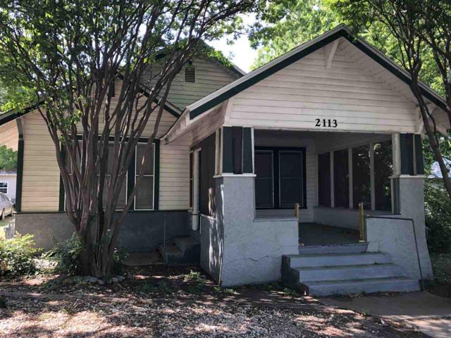 2113 Sanger Ave, Waco, TX 76707 (MLS #175140) :: Magnolia Realty