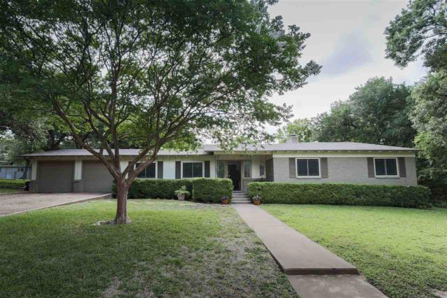 633 Cardinal Dr, Woodway, TX 76712 (MLS #175230) :: A.G. Real Estate & Associates