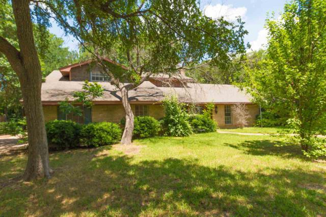 1673 Cherry Creek Dr, Woodway, TX 76712 (MLS #175231) :: A.G. Real Estate & Associates