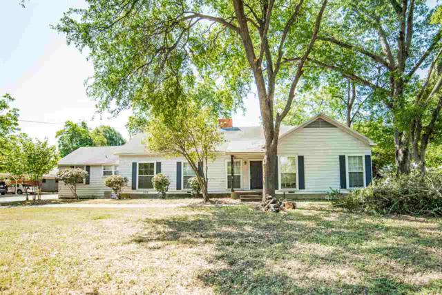 3612 Hillcrest Dr, Waco, TX 76710 (MLS #175244) :: A.G. Real Estate & Associates