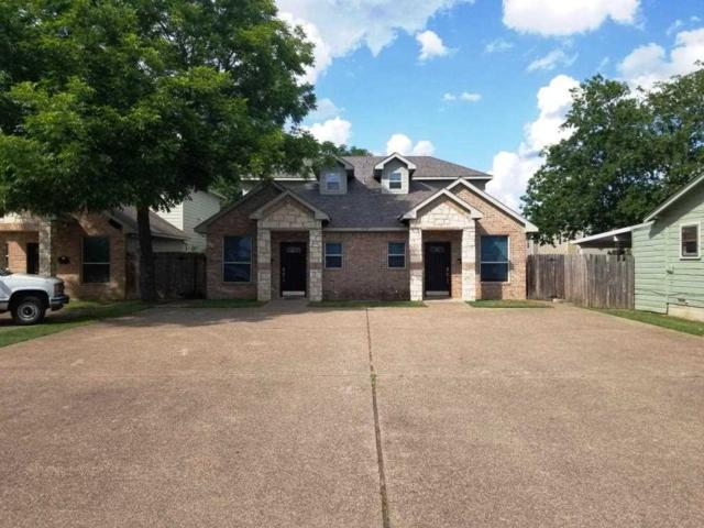 2018 S 8TH, Waco, TX 76706 (MLS #175272) :: A.G. Real Estate & Associates