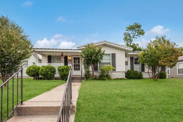 1109 N 45TH, Waco, TX 76710 (MLS #175275) :: Magnolia Realty