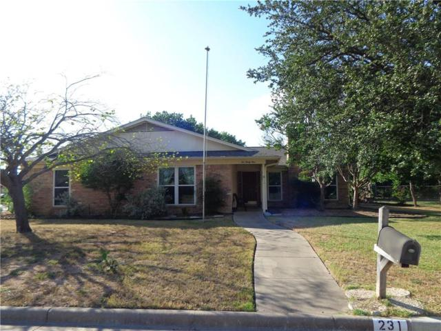 231 Del Rio Drive, Hewitt, TX 76643 (MLS #180257) :: Magnolia Realty