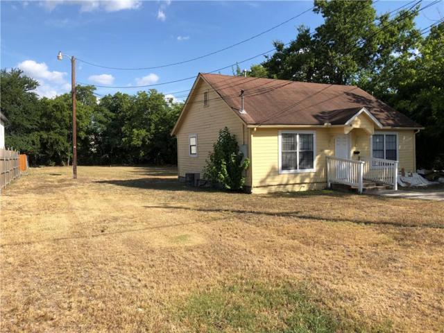 1320 Wood Avenue, Waco, TX 76706 (MLS #180420) :: Magnolia Realty