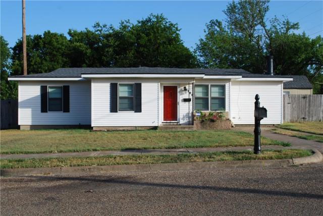 101 Bowie Street, Mcgregor, TX 76657 (MLS #180533) :: Magnolia Realty