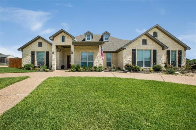 1401 Ridgeview Drive, Hewitt, TX 76643 (MLS #180544) :: Keller Williams Realty