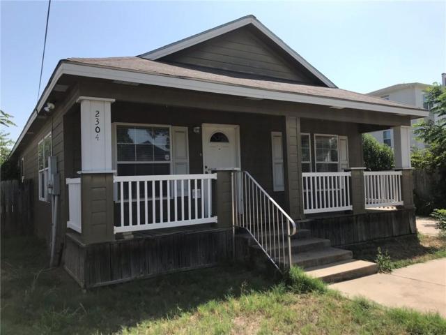 2304 S 2nd Street, Waco, TX 76706 (MLS #180764) :: A.G. Real Estate & Associates