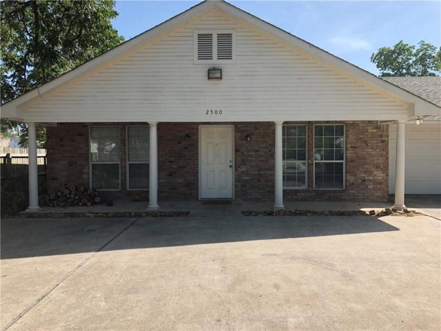 2500 S 3rd Street, Waco, TX 76706 (MLS #180787) :: A.G. Real Estate & Associates