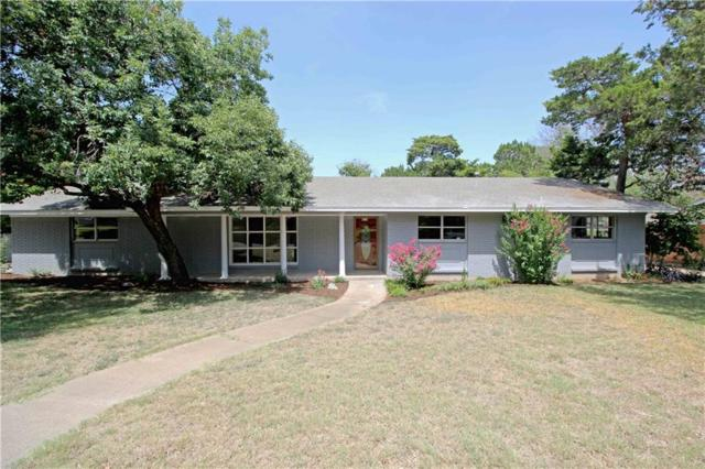 419 Wooded Crest Drive, Woodway, TX 76712 (MLS #180804) :: Magnolia Realty
