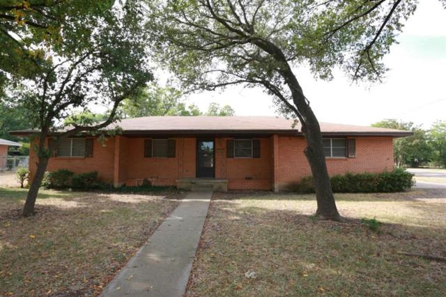 1108 W 4th Street, Mcgregor, TX 76657 (MLS #181879) :: A.G. Real Estate & Associates