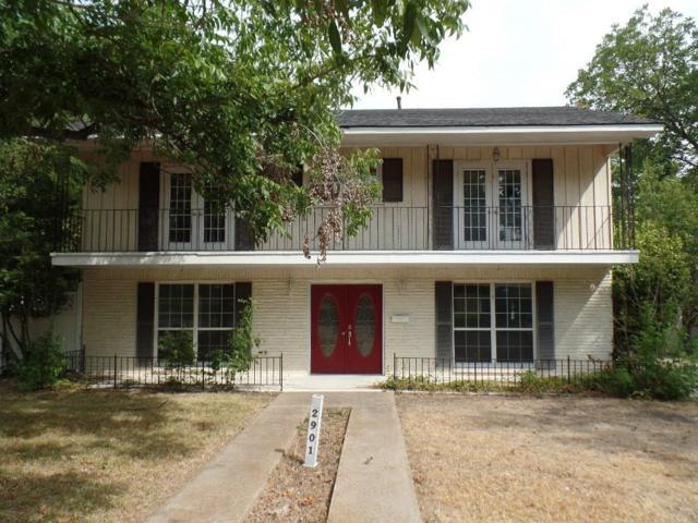 2901 Cumberland Avenue, Waco, TX 76707 (MLS #181895) :: Magnolia Realty