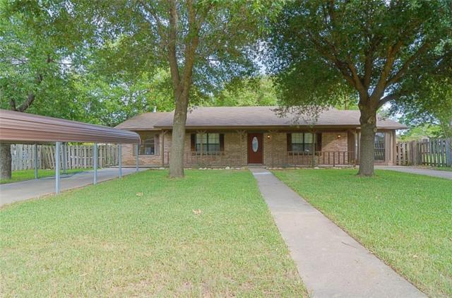 908 W 10th Street, Mcgregor, TX 76657 (MLS #181927) :: Magnolia Realty