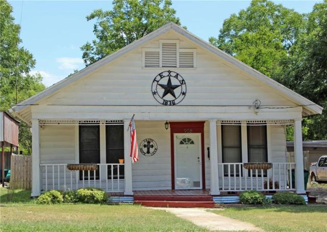 908 E Mclennan Avenue, Mart, TX 76664 (MLS #181957) :: Magnolia Realty