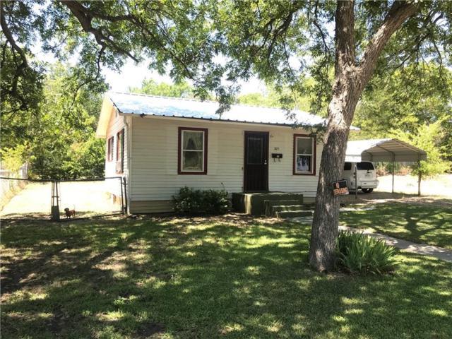 205 N Stephens Street, Mart, TX 76664 (MLS #181968) :: Magnolia Realty
