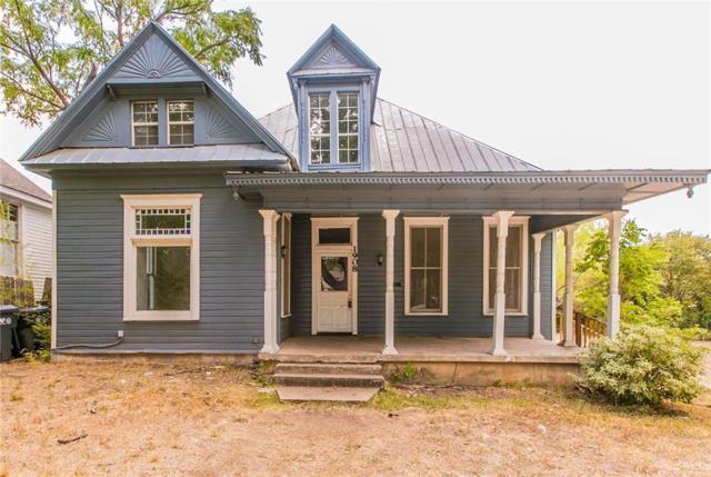 1908 Morrow Avenue, Waco, TX 76707 (MLS #182003) :: Magnolia Realty