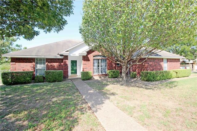 710 N Old Robinson Road, Robinson, TX 76706 (MLS #182021) :: Magnolia Realty