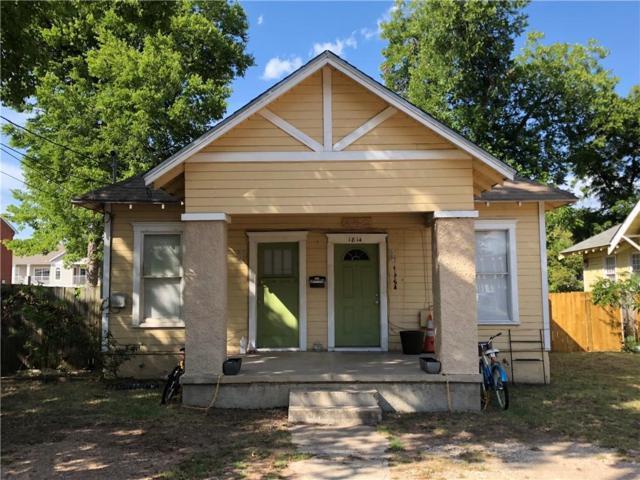 1814 S 5th Street, Waco, TX 76706 (MLS #182033) :: A.G. Real Estate & Associates