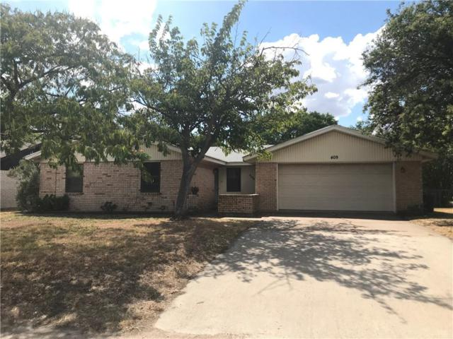 409 S Hewitt Drive, Hewitt, TX 76643 (MLS #182034) :: Magnolia Realty