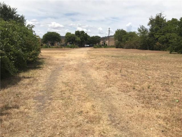 TBD W Waco Drive, Waco, TX 76710 (MLS #182067) :: A.G. Real Estate & Associates