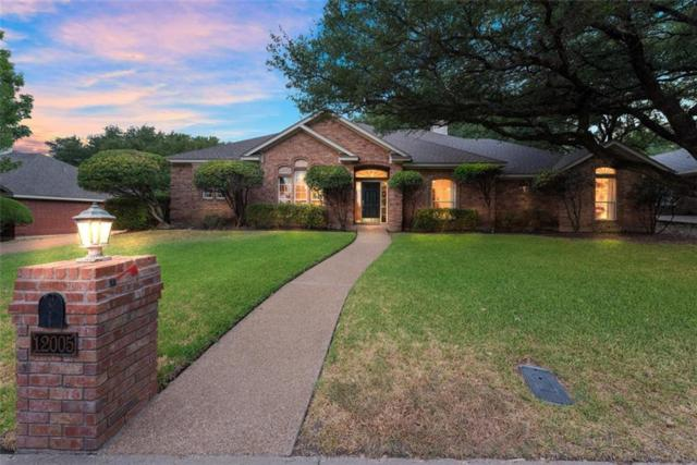 12005 Oak Ridge Drive, Waco, TX 76712 (MLS #182086) :: A.G. Real Estate & Associates