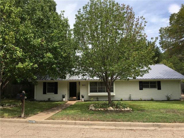 9501 Brook Hollow Street, Woodway, TX 76712 (MLS #182098) :: Keller Williams Realty