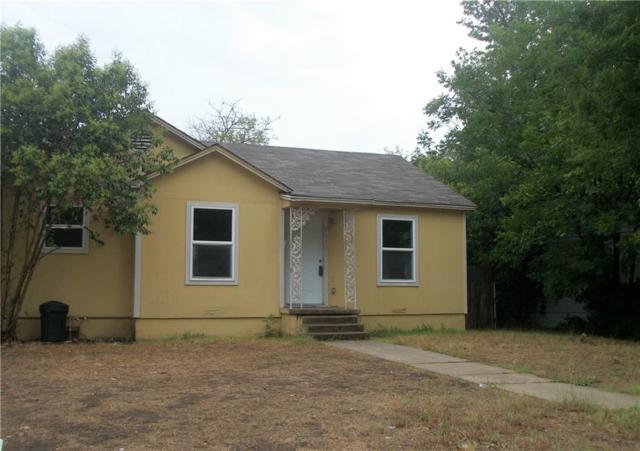 1040 N 33rd Street, Waco, TX 76707 (MLS #182124) :: A.G. Real Estate & Associates