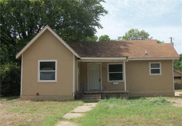 1036 N 33rd Street, Waco, TX 76707 (MLS #182165) :: A.G. Real Estate & Associates