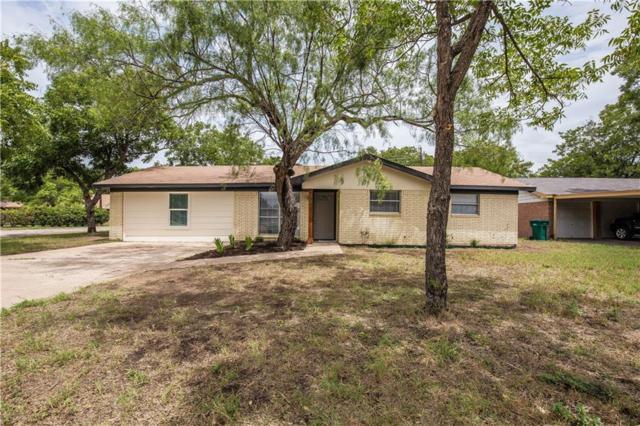 321 N Walnut Street, Waco, TX 76705 (MLS #182170) :: Keller Williams Realty