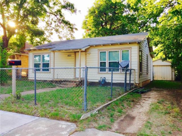 1621 Windsor Avenue, Waco, TX 76708 (MLS #182181) :: A.G. Real Estate & Associates