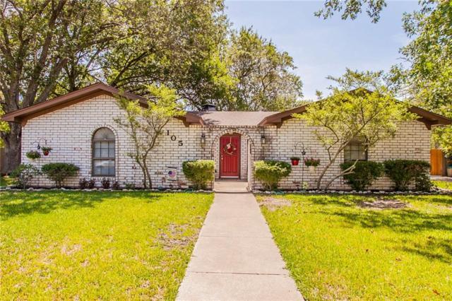 105 Brenda Drive, Hewitt, TX 76643 (MLS #182217) :: A.G. Real Estate & Associates