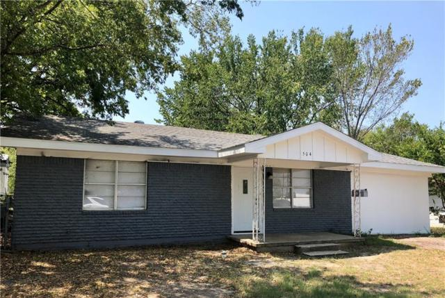 504 W Angeline Street, Groesbeck, TX 76642 (MLS #182341) :: Magnolia Realty