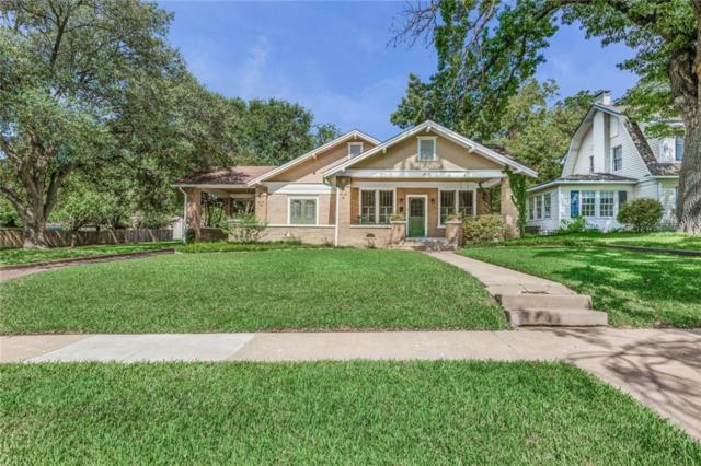 2825 Sanger Avenue, Waco, TX 76707 (MLS #183511) :: Magnolia Realty