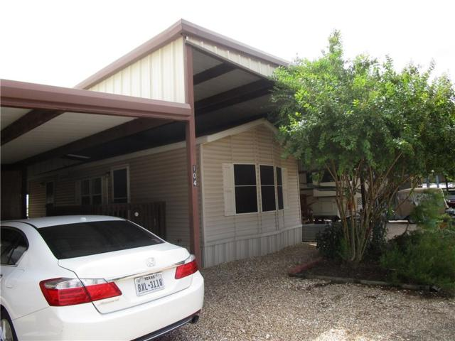 104 Alfa Drive, Whitney, TX 76692 (MLS #183548) :: Magnolia Realty
