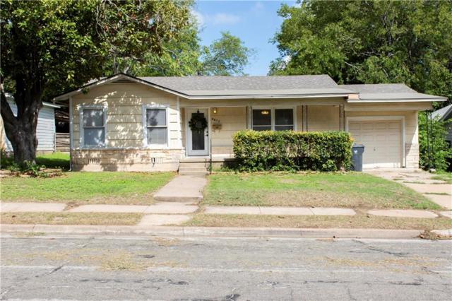 4613 Anlo Street, Waco, TX 76710 (MLS #183618) :: A.G. Real Estate & Associates