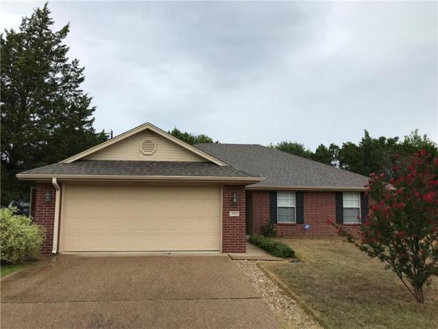545 Ouida Drive, Waco, TX 76705 (MLS #183739) :: Magnolia Realty