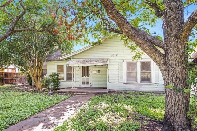 2318 Bosque Boulevard, Waco, TX 76707 (MLS #183752) :: Magnolia Realty