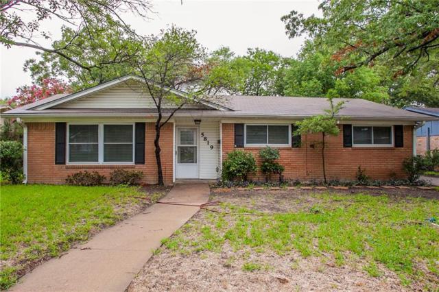 5819 Caldwell Street, Waco, TX 76710 (MLS #183817) :: Magnolia Realty