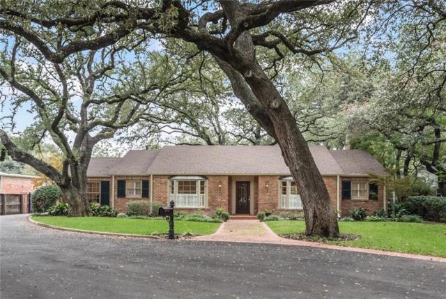 4821 Ridgeview Drive, Waco, TX 76710 (MLS #183962) :: A.G. Real Estate & Associates