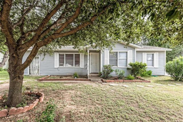 112 S Lakeview Drive, Lacy Lakeview, TX 76705 (MLS #183966) :: Magnolia Realty