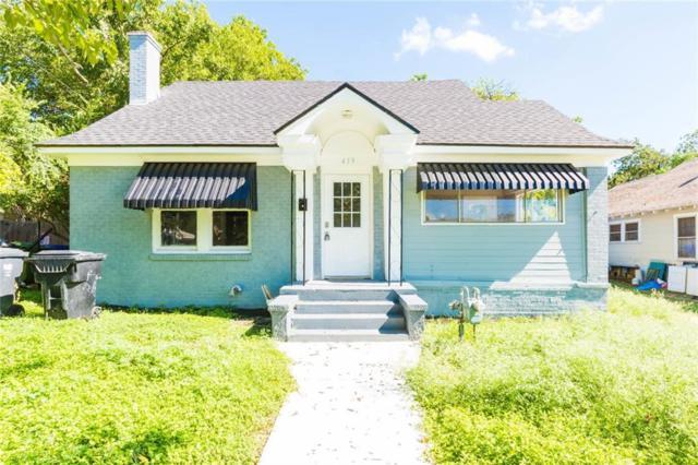 419 N 23rd Street, Waco, TX 76707 (MLS #183973) :: Magnolia Realty