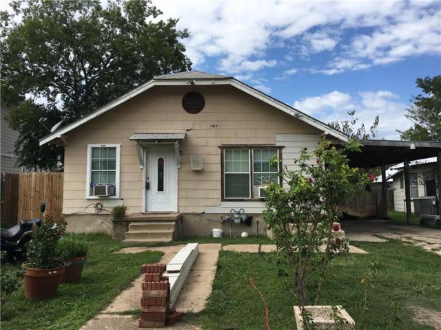 1419 James Avenue, Waco, TX 76706 (MLS #185044) :: A.G. Real Estate & Associates