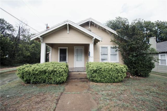 515 N 27th Street, Waco, TX 76707 (MLS #185048) :: A.G. Real Estate & Associates