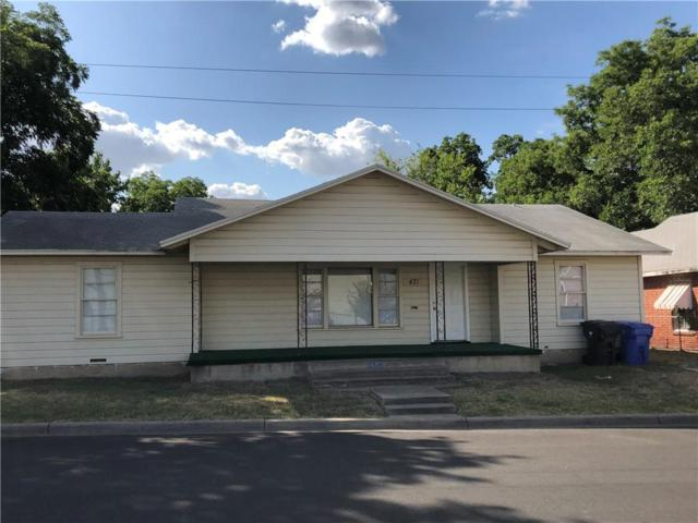 431 Daughtrey Avenue, Waco, TX 76706 (MLS #185074) :: A.G. Real Estate & Associates