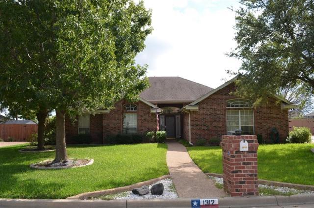 1312 Radisson Drive, Hewitt, TX 76643 (MLS #185084) :: A.G. Real Estate & Associates