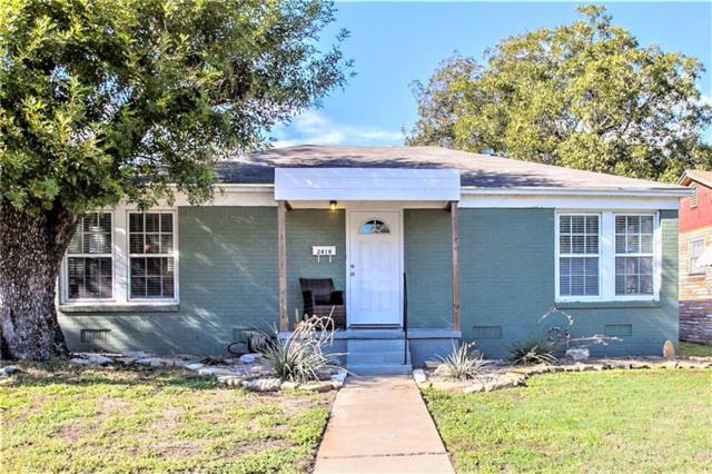 2419 Alexander Avenue, Waco, TX 76708 (MLS #186363) :: Magnolia Realty
