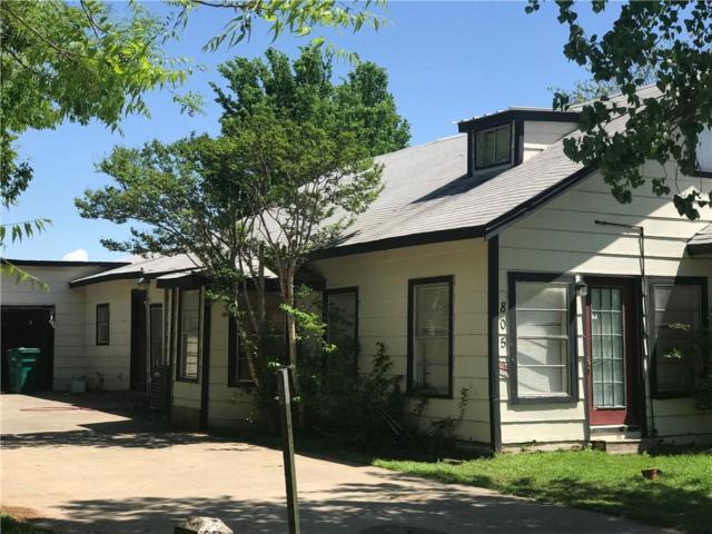 805 Wilson Road, Waco, TX 76705 (MLS #186371) :: Magnolia Realty